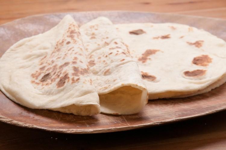 طريقة عمل خبز الشراك