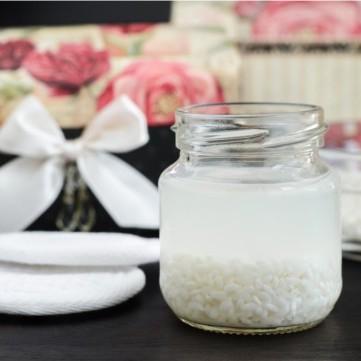 ماء الأرز للوجه والبشرة.. الفوائد وطريقة الاستخدام
