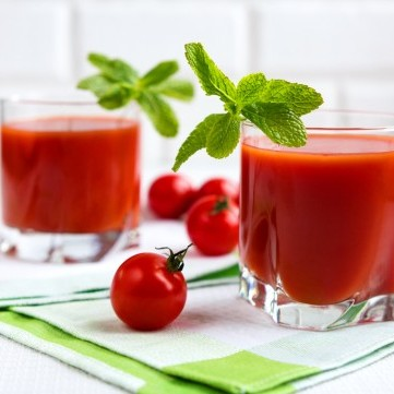 فوائد صحية مدهشة لعصير الطماطم