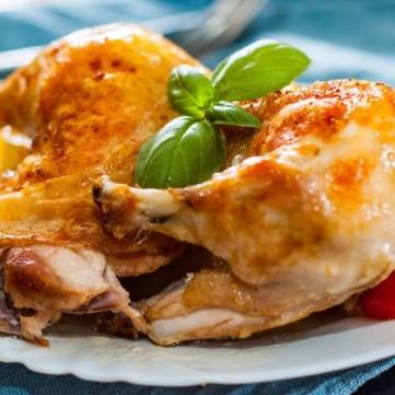 صينية الدجاج بالزبادي