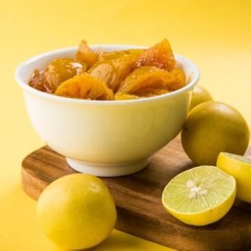 مخلل الليمون الحساوي