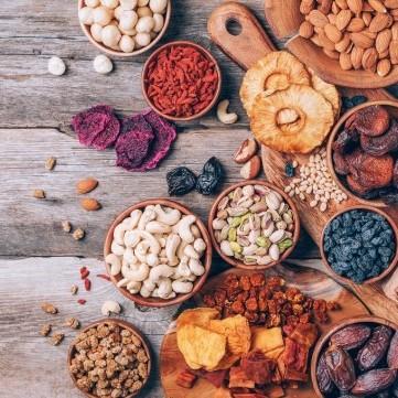 نصائح عند شراء المكسرات والإحتياجات الأخرى خلال شهر رمضان