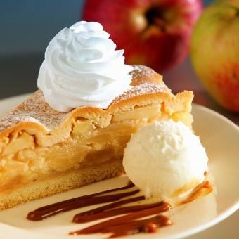 عجينة فطيرة التفاح