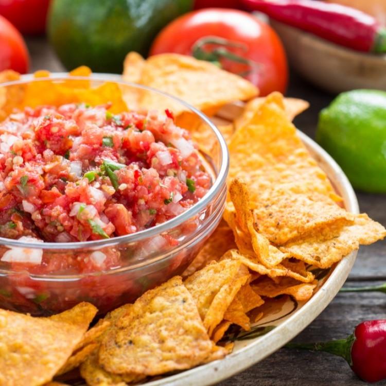 صلصة الطماطم المكسيكية