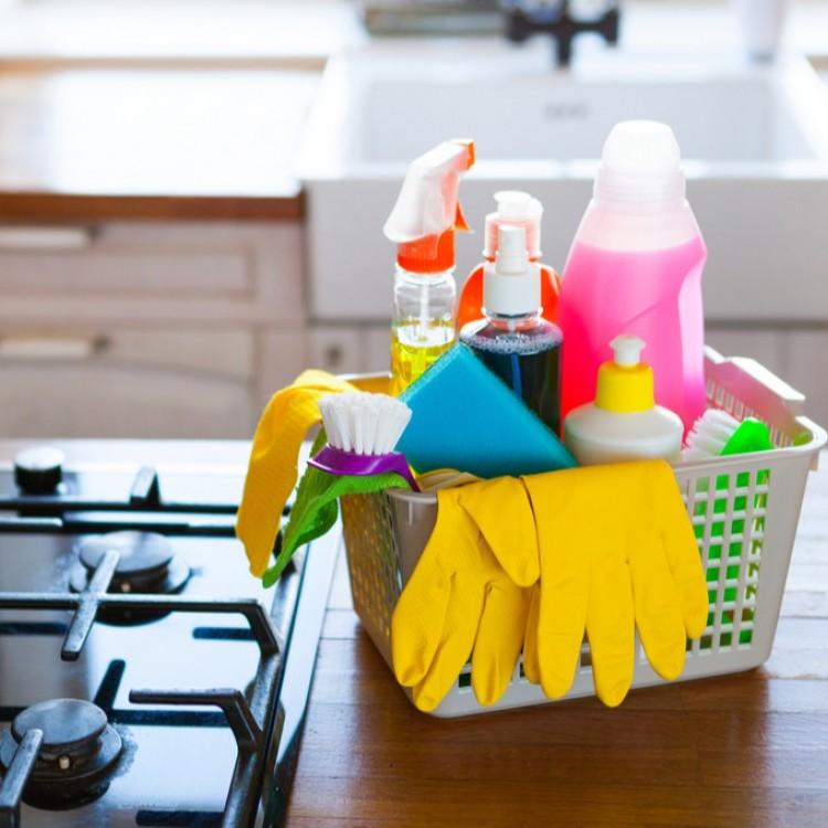 أسهل طريقة لتنظيف مطبخك بعد ذبح الأضحية