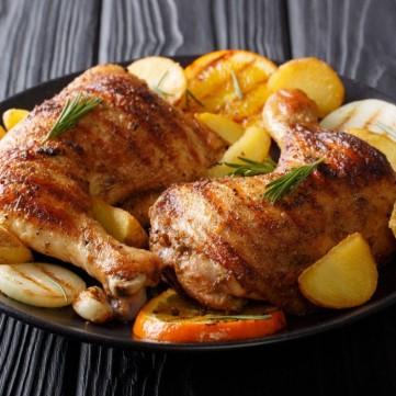 وصفات صواني الدجاج بالفرن