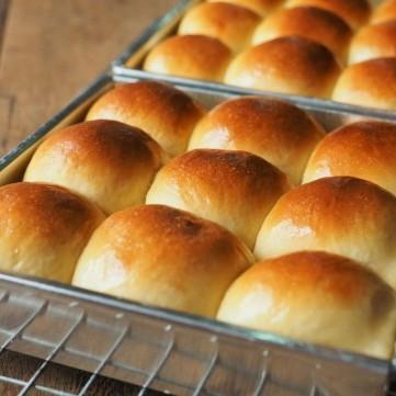خبز بالحليب الهش