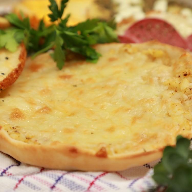 معجنات البطاطس بالجبن بالفيديو