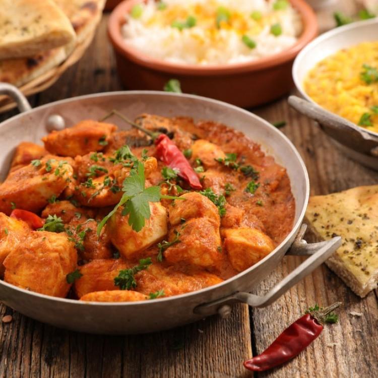 ناشف دجاج هندي