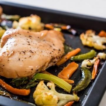 صواني دجاج مميزة وسريعة
