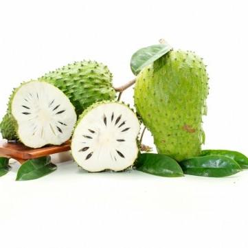 تعرفوا على فوائد فاكهة القشطة