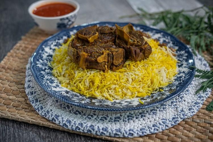 مجبوس اللحم الخليجي