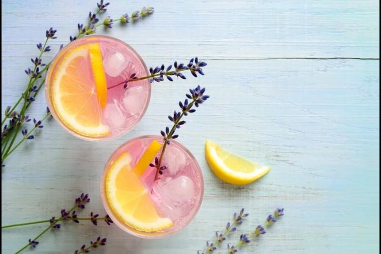 طريقة عمل عصير الليمون , عصير الليمون مع اللافندر 2021 94e157a8a6f8bca306e2