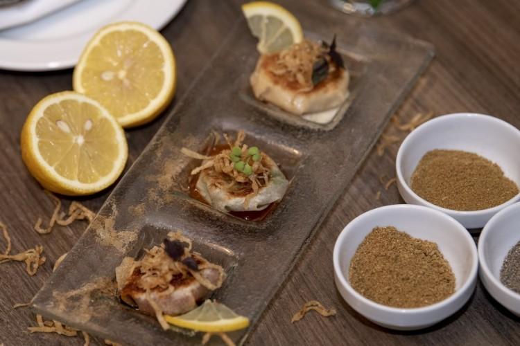 المطبق السعودي ميني لمقبلات شهية