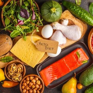 أكلات نظام الكيتو دايت