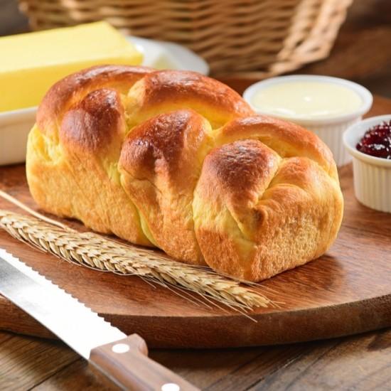 خبز البريوش الفرنسي