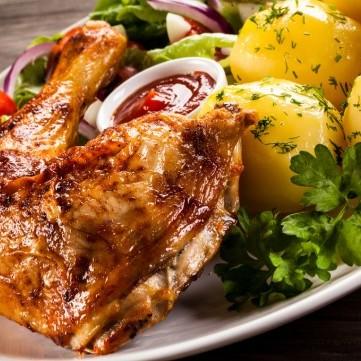 5 أطباق دجاج لخسارة الوزن بسهولة