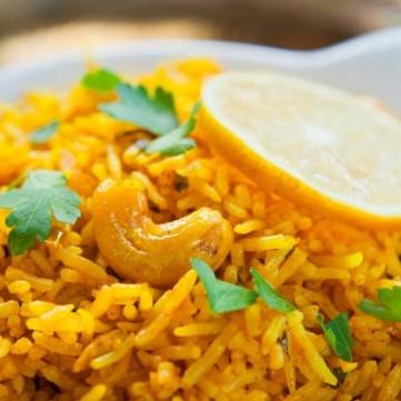 أرز بالكاري