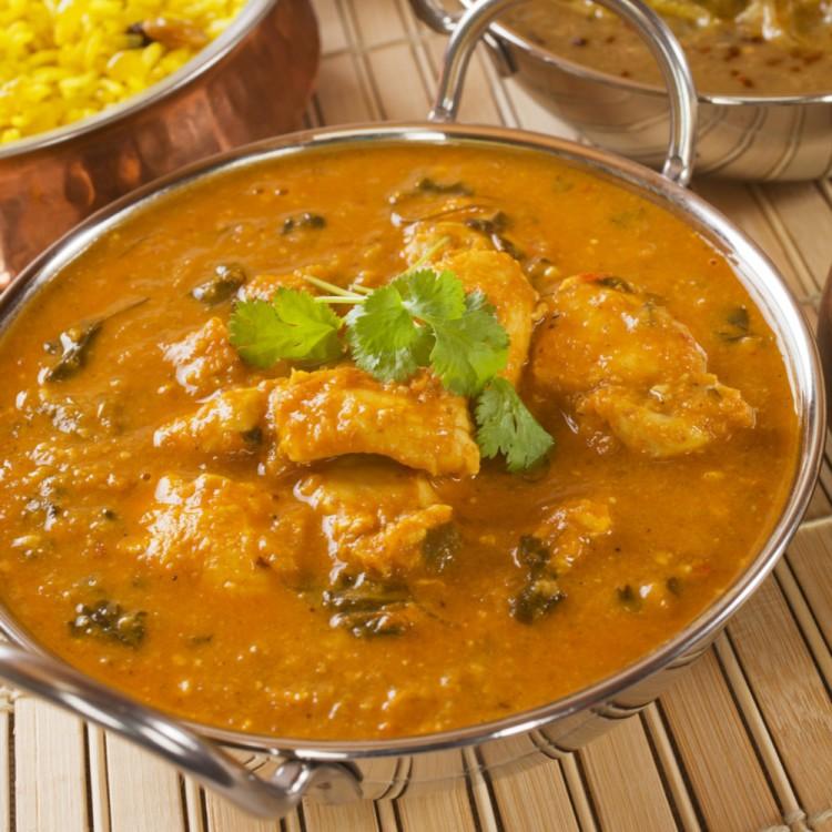 لحم الغنم بالزبدة من المطبخ الهندي