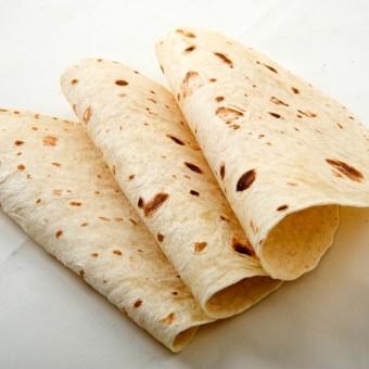 خبز الكيتو بدقيق اللوز