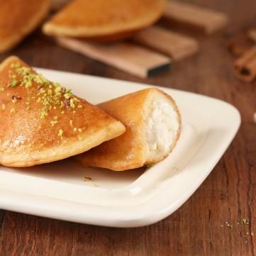 قطايف مقلي بالجبن
