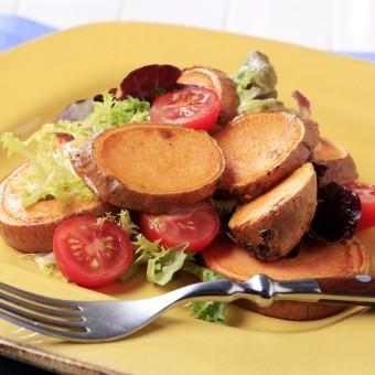 سلطة البطاطا الحلوة