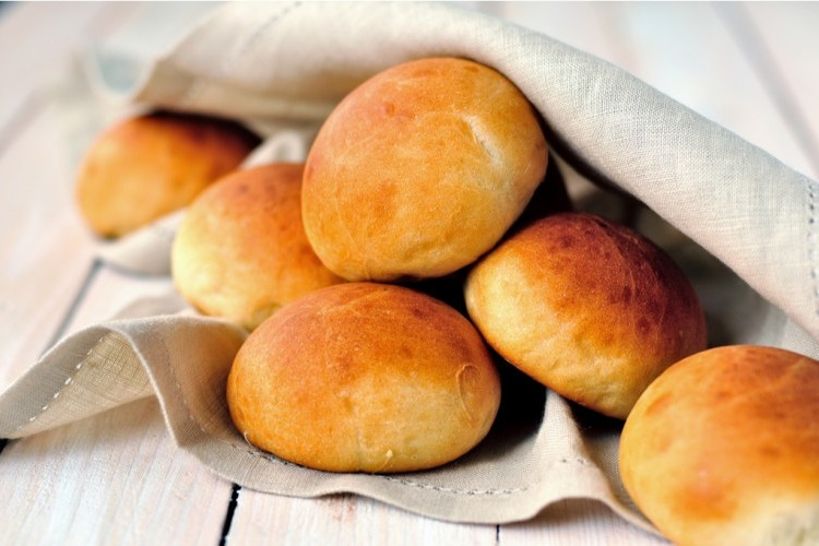 خبز الكيتو بدون بيض