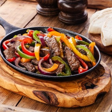 فاهيتا اللحم بطريقة سهلة