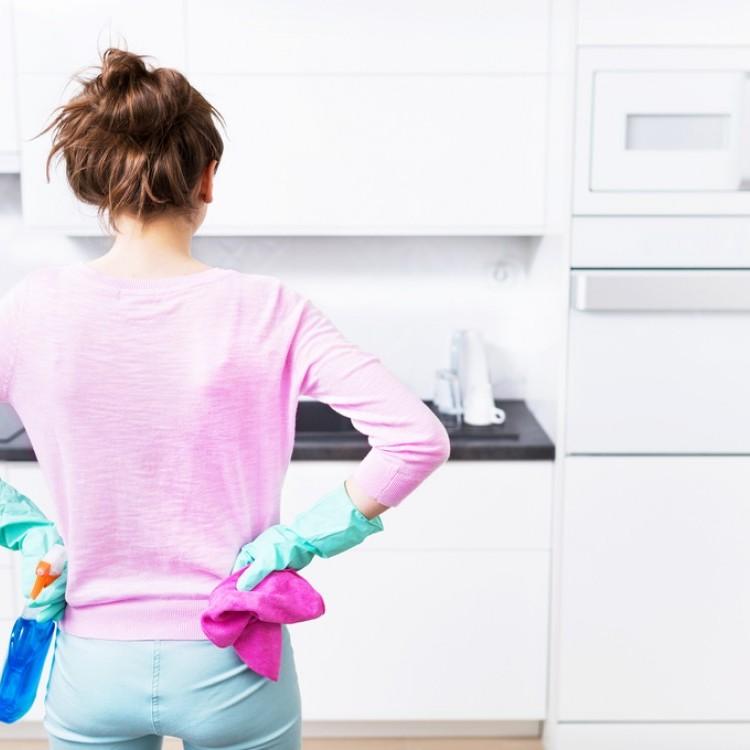 أفضل طرق تنظيف المطبخ