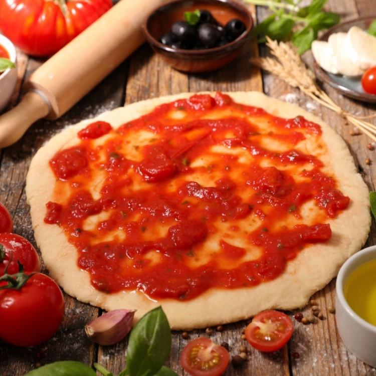 صلصة البيتزا الإيطالية