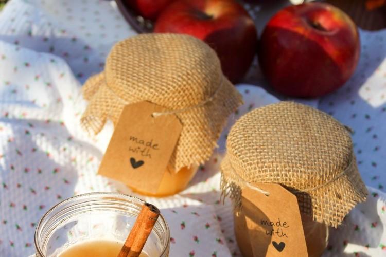 صوص التفاح
