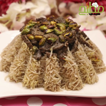 الأرز المبهر على الطريقة الأصلية خطوة بخطوة بالصور