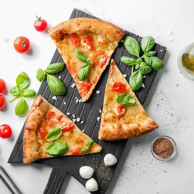 خطوات الحصول على بيتزا صحية
