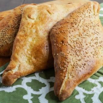 خبز الصمون العراقي