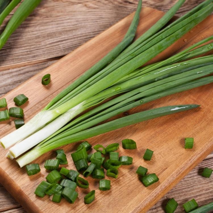 فوائد البصل الأخضر لمناعة الجسم