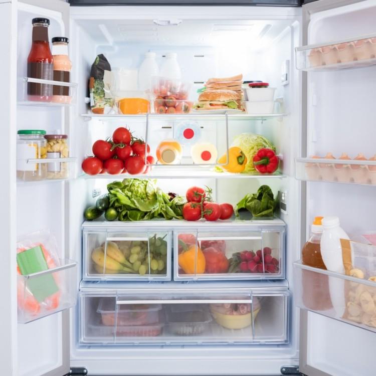 طريقة ترتيب الثلاجة من الداخل