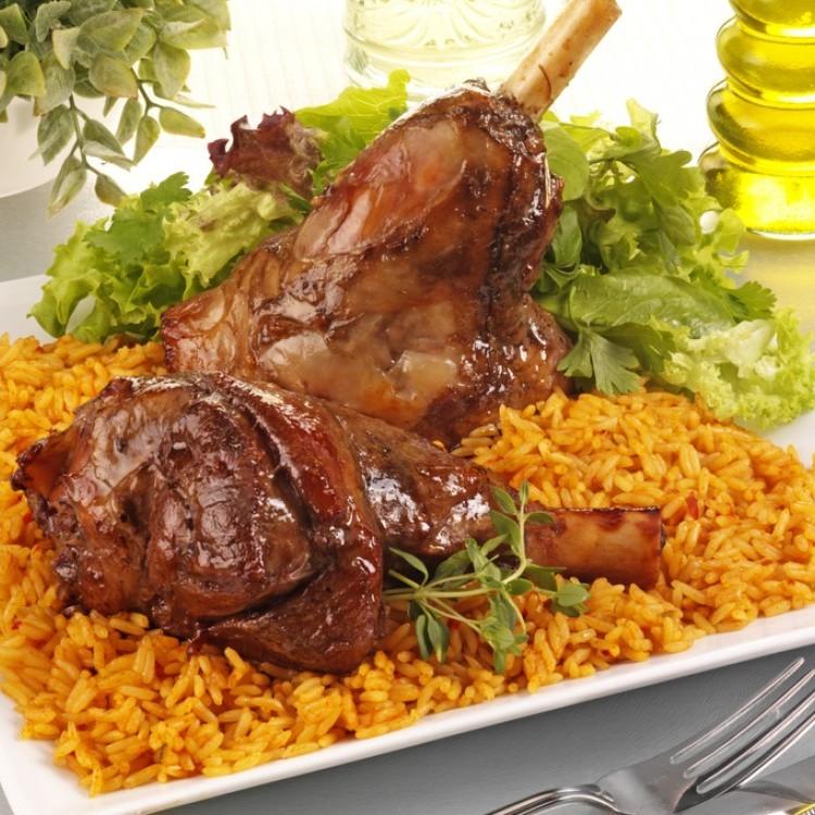 كبسة موزات اللحم الخليجية