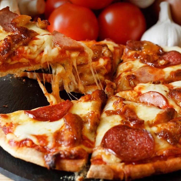 بيتزا دجاج