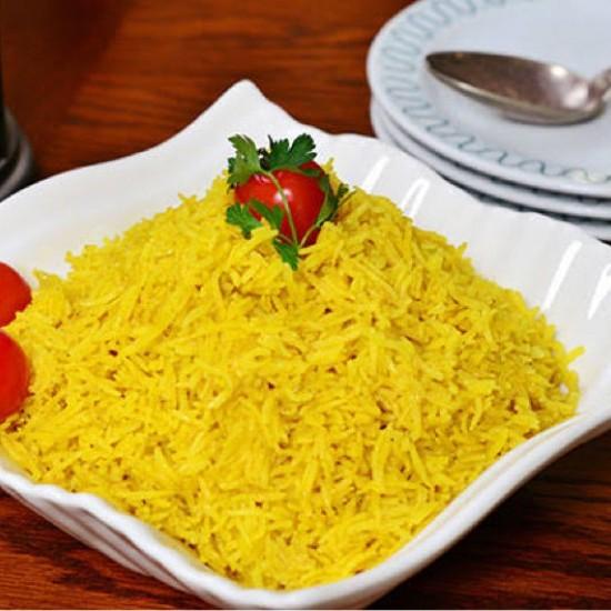 أرز بسمتي بالكركم