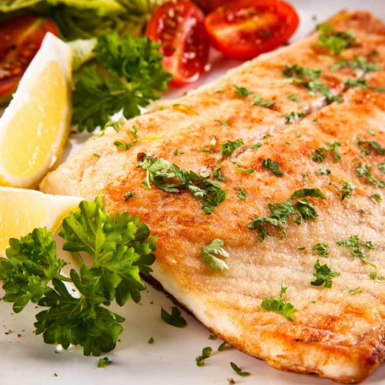 صينية سمك بالفرن
