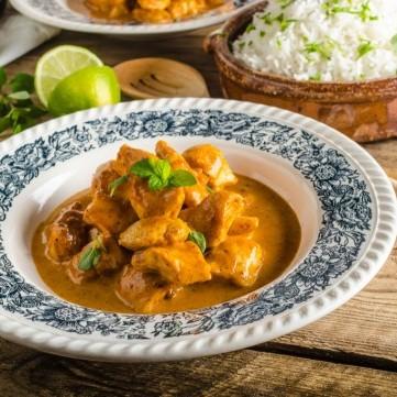 دجاج الكورما الهندي