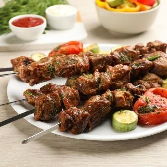 شيش طاووق اللحم