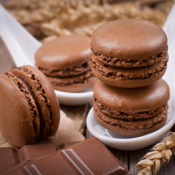 الحلويات الفرنسية