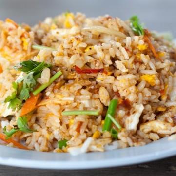 أرز صيني مقلي