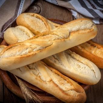 خبز باغيت الفرنسي