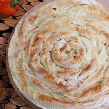 بورك الجبنة على الطريقة التركية بالفيديو