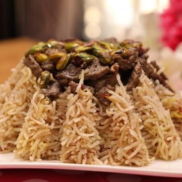 الأرز المبهر على الطريقة الأصلية بالفيديو