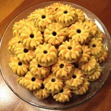 حلويات عيد الأضحى بالسميد