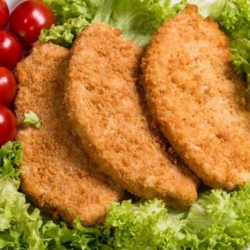 اسكالوب الدجاج للرجيم