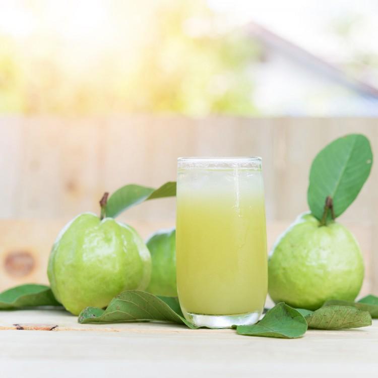 مشروبات طازجه 2017 زنزون_عصير الجوافة